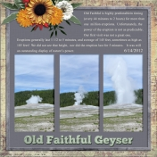 Old Faithful Geyser (ADB)