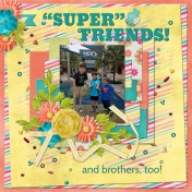 """Super"" Friends! (PBS)"