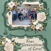 Four Generations of Love