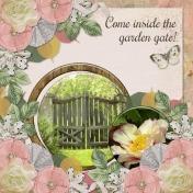 Come inside the garden gate (sreid/mvrijhof)