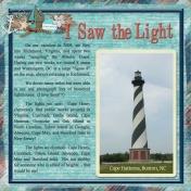 I  saw the Light (Jessica Dunn)