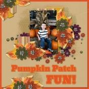 Pumpkin Patch Fun (GJones)