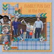 Family Fun in the park (GJones)
