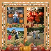 Pumpkin Patch (GJones)