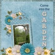 Come into the garden (dfdd)