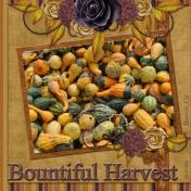 Bountiful Harvest (WD)