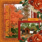 PUMPKIN VILLAGE- Dallas Arboretum (PBS)