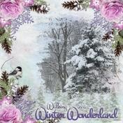 Walking in a Winter Wonderland (DbyMagnolia)