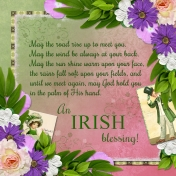 An Irish blessing! (ADB)