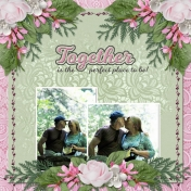 Together is the perfect place to be! (ADB)