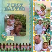 FIRST EASTER (adb)