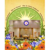 Alleluia! He is risen (ADS)