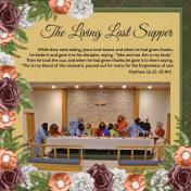 The Living Last Supper (JDunn)