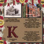 K = Killeen, Texas (JDunn)