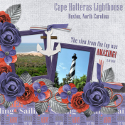 Cape Hatteras Lighthouse (WD)