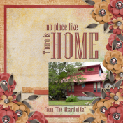 There is no place like HOME (GJones)