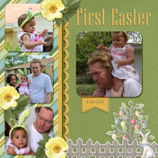 FIRST EASTER (wd)