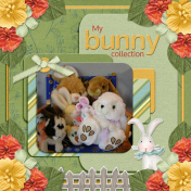 my bunny collection (WD)