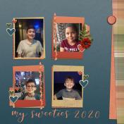 my sweeties 2020 (RMartin)