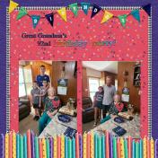 Great Grandma's 92nd birthday party (RMartin)