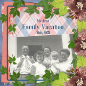 My First Family Vacation- Ohio, 1951 (PBS)