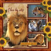 I love big cats (ADB)