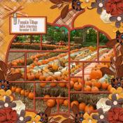 Pumpkin Village (JDunn)