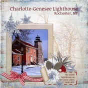 Charlotte-Genesee Lighthouse, Rochester, NY