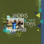 Boys and Their Toys