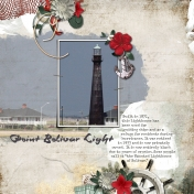 Point Bolivar Light