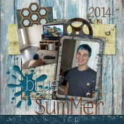 Blue Summer 2014- Ethan