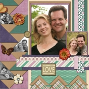 Love- Engagement Photos