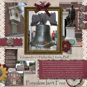 Independence Hall & the Liberty Bell
