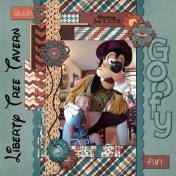 Disney 2008- Goofy
