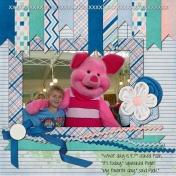 Disney 2008- Piglet