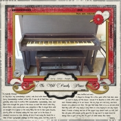 The Old Family Piano