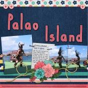 Palao Island