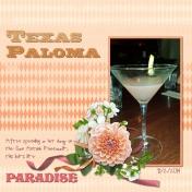 Texas Paloma