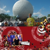 Fun at Epcot