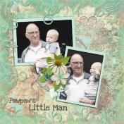 Pawpaw's Little Man