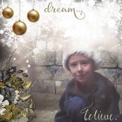 Dream... Believe.