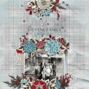 Stevens Family- Winter 1928