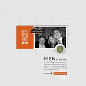 Men in my life