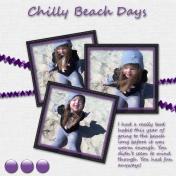 Chilly Beach Days