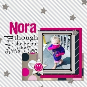 Painted Nora
