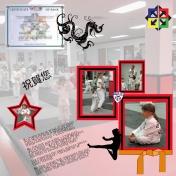 Taekwondo Orage Belt