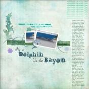 Dolphin on the Bayou