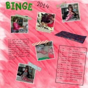 Pre Christmas Craft Binge (Pg 2 of 2)