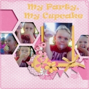 My Party My Cupcake