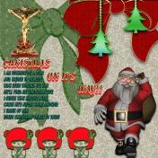 CHRISTMAS ON IT'S WAY